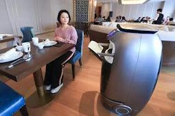 Hotel Futuristik Alibaba Dijalankan oleh Robot Menggunakan Pengenalan Wajah untuk Check-in