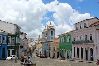 Imagem: Igreja Nossa Senhora dos Homens Pretos - Pelourinho