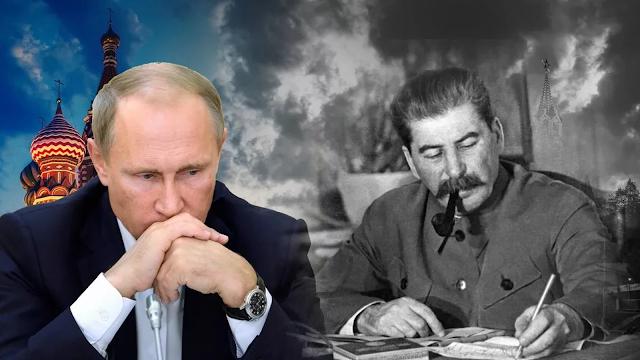 Правление В. Путина и И. Сталина – в чем отличия и сходство?