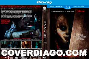 Annabelle: Creation - Creacion - BLURAY