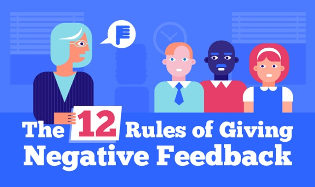 The 12 Rules of Giving Negative Feedback According to Experts