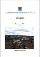Cover of Haughley Neighbourhood Plan