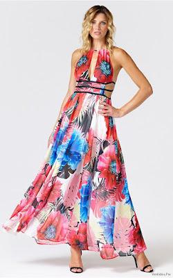 Vestidos Estampados Florales