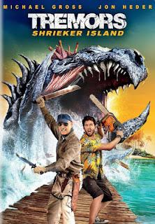 Tremors: Shrieker Island [2020] [DVDR] [NTSC] [Latino]