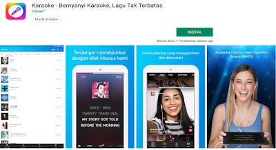 download aplikasi karaoke untuk hp android