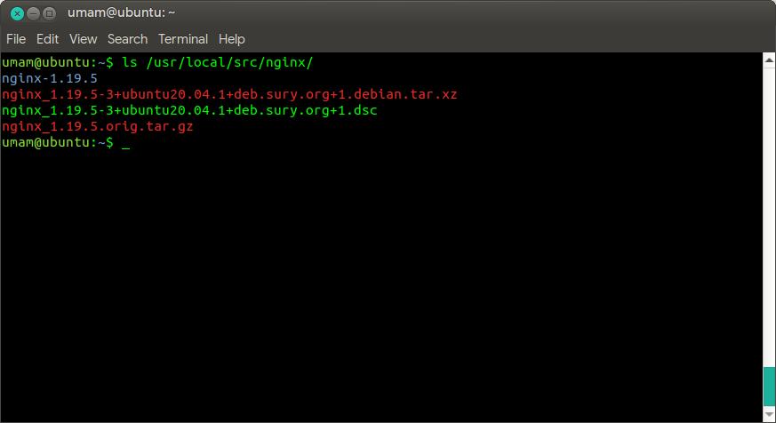 Hasil unduhan kode sumber EngineX