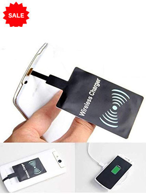 Convert any Mobile into Wireless Charging