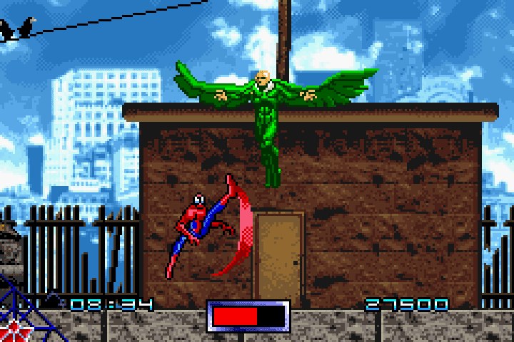 Super Adventures in Gaming: Spider-Man (GBA)