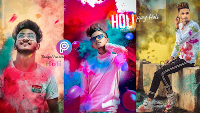Holi photo editing 2020