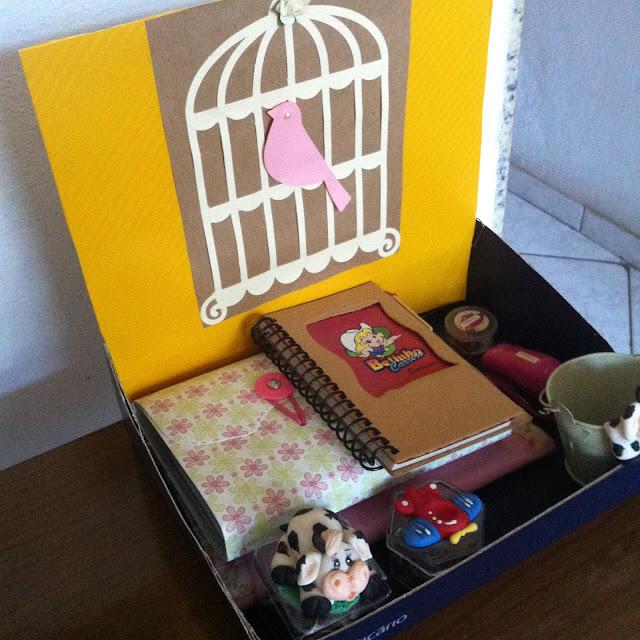 DIY organizador de mesa - 2 modelos - Tamaravilhosamente