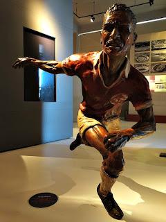 Tesourinha consagrou-se no Rolo Compressor - Museu do Inter