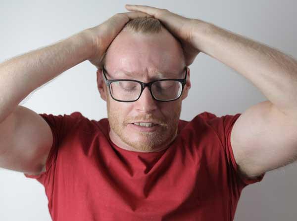 Dolor de cervicales y cabeza tras accidente de tráfico