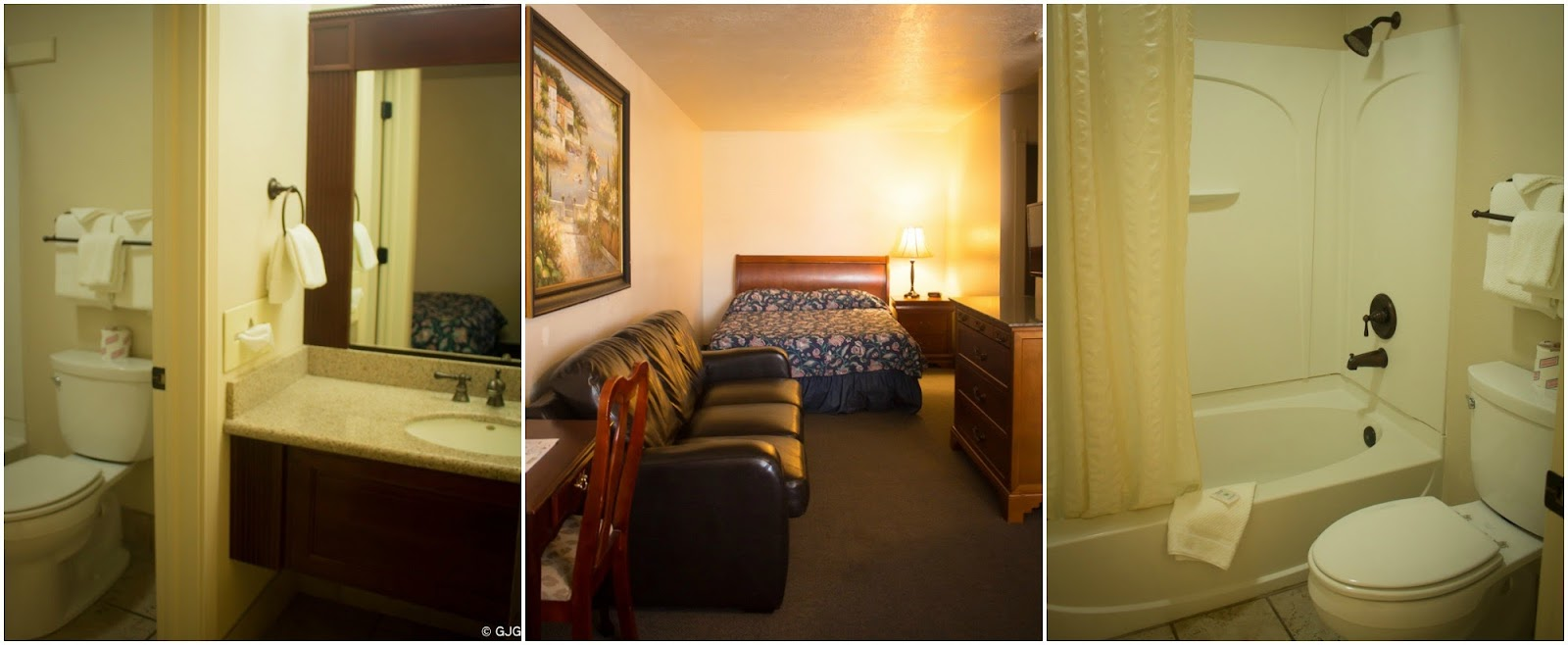 Chalet Motel St. George Utah motel review