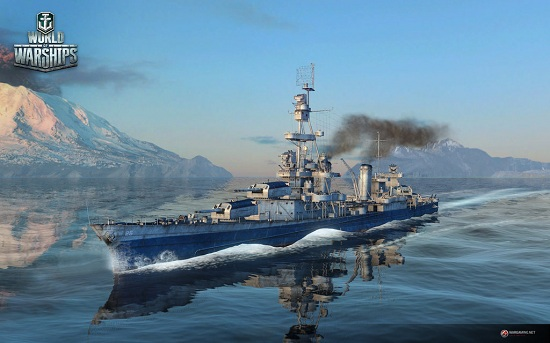 World of Warships PC Game