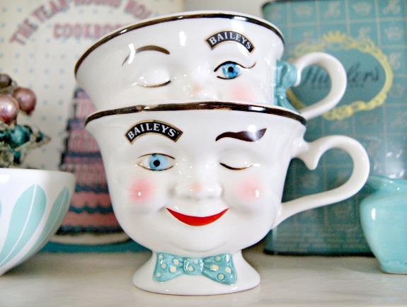 vintage teacup bailey's