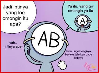 Fakta Golongan Darah AB