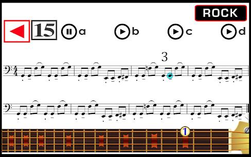 Aplikasi Gitar Bass Android - Memainkan gitar adalah salah satu kegiatan yang sangat menyenangkan. Bahkan sampai saat ini banyak orang yang mempelajari cara memainkan gitar baik kaum laki-laki dan perempuan. Karena dengan memainkan gitar kita bisa terbawa suasana untuk mengingat sebuah kenangan melalui suara petikan gitar. Jika dulu belajar main gitar dengan cara memainkan langsung alatnya, namun sekarang ini kamu sudah bisa belajar main gitar dengan menggunakan android. berikut rekomendasi 10 aplikasi gitar bass yang ada di android.      1. Aplikasi Real Bass : Gitar Bass Listrik      Aplikasi Gitar Bass Android ini  sangat cocok bagi kamu yang masih pemula dan yang sudah profesional memainkan alat musik ini. real bass menyediakan sampel yang super realistis dari berbagai tipe bass termasuk akustik, finger-style, petik, distorsi dan sintetis. Aplikasi real bass memiliki spesifikasi diantaranya Multi touch, Memiliki 6 jenis bas, 16 loop yang dimainkan bersama, 20 pelajaran untuk belajar bermain, Suara audio yang berkualitas dan bisa diunduh dengan gratis.      2. Aplikasi Bass Gitar Guru Gratis      Aplikasi bass gitar guru gratis memiliki fitur yang bisa mengubah fretboard sesuai dengan yang kita inginkan dan mempunyai 4 string atau 5 senar. Suara bass direkam secara profesional digtial fender jazz, dan Aplikasi Gitar Bass Android yang satu  ini bisa mengatur kecepatan dan volume untuk bermain. untuk pemula, aplikasi ini  memilliki kualitas semulator tinggi dan cepat juga responsif.      3. Aplikasi Belajar Gitar Bass      Aplikasi belajar gitar bass merupakan sebuah aplikasi panduan berupa buku interaktif yang berisi materi lengkap untuk mempelajari cara menggunakan gitar bass baik yang acoustik ataupun yang elektrik. Aplikasi gitar bass ini sangat cocok bagi pemula yang masih belajar memainkan gitar bass      4. Aplikasi Gitar Bass (Real)      Gitar bass bukan hanya digunakan untuk dimainkan saja, namun alat musik ini juga bisa digunakan untuk menikmati musik liv