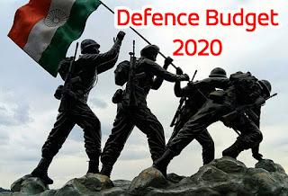 MoD – Defence Budget 2020 – 2021 – Defence Pension 2020
