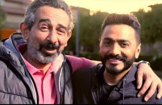 المخرجة إيناس الدغيدي ما وراءاختفاء الفنان مصطفى هريدة كان هو سبب فشل الفيلم