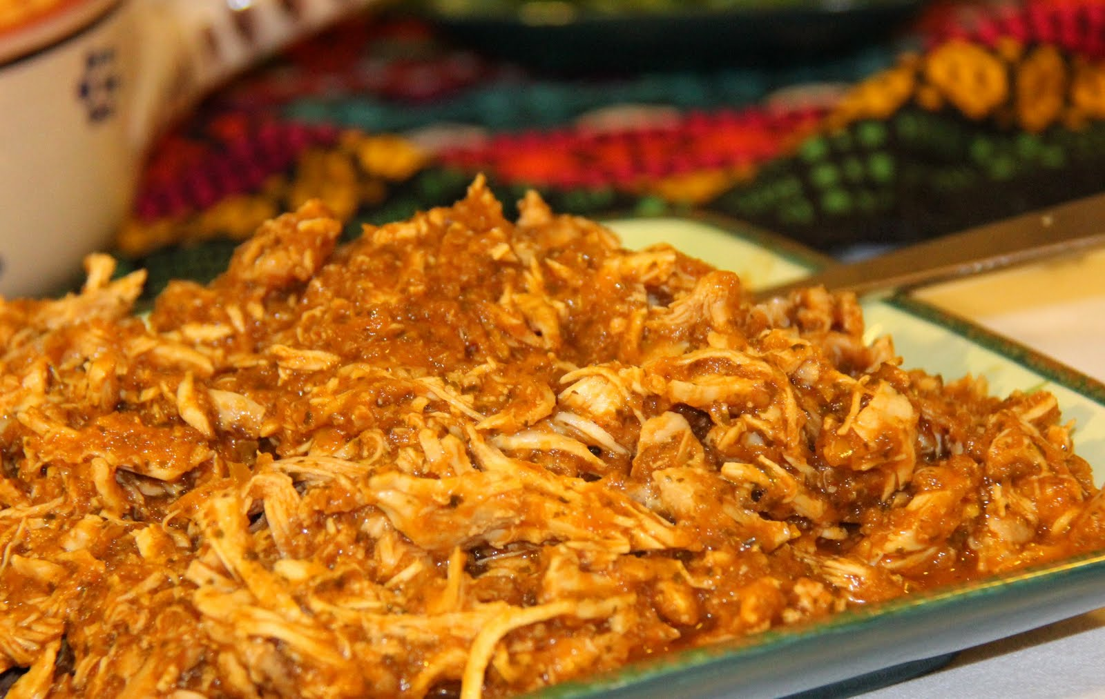 This recipe for Crock-Pot Chicken Tacos creates flavorful, incredibly tender shredded chicken that works beautifully in a variety of Mexican dishes.