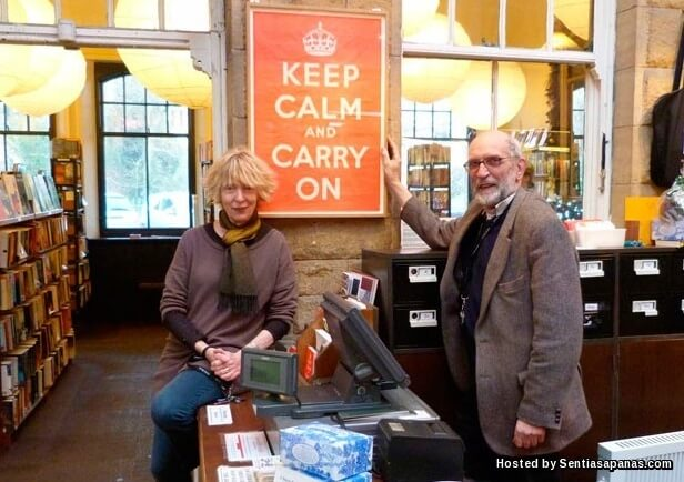 Keep Calm & Carry On by Stuart dan Mary Manley poster.jpg