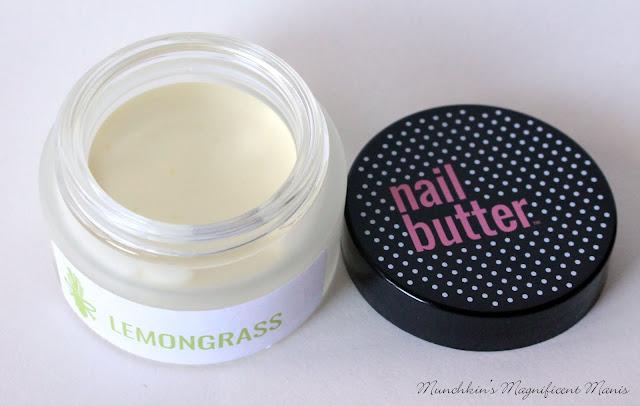 Nail Butter Lemongrass
