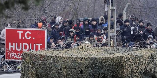 ΕΒΡΟΣ: 13.000 πρόσφυγες στα σύνορα