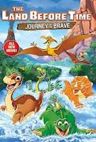 The Land Before Time 14: Journey of the Brave (2016) Poster