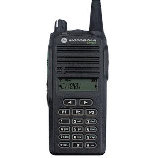 Spesifikasi HT Handy Talky Motorola CP1660