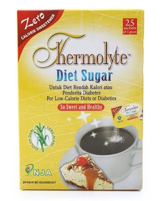Harga Thermolyte Diet Sugar Terbaru 2017