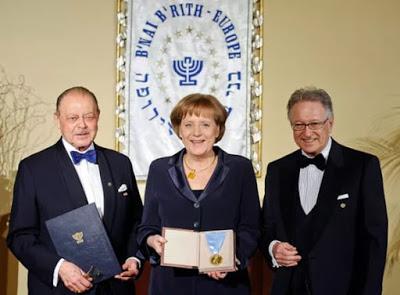 Du pasaulio valdymo režisūriniai projektai: Bnai Brith ir Chabad Liubavič