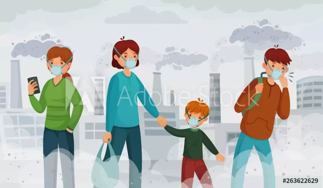 Some Important Facts Related To Air Pollution.