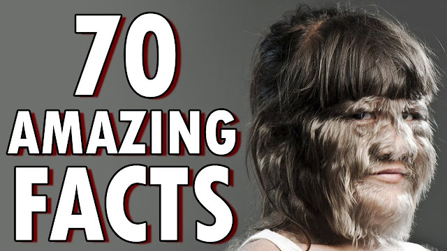 70 Amazing Facts Have You Heard Anywhere
