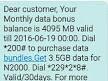 Etisalat Free 4GB code