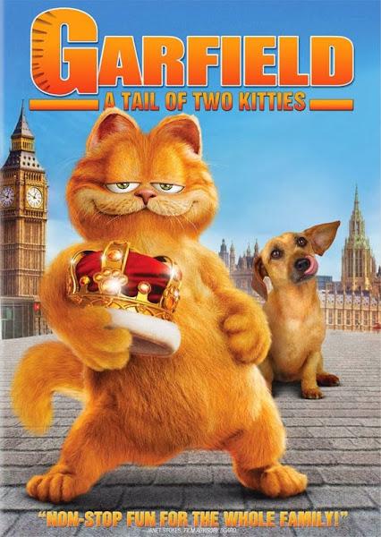 Garfield | 2004 | In Hindi | hollywood hindi dubbed movie ...