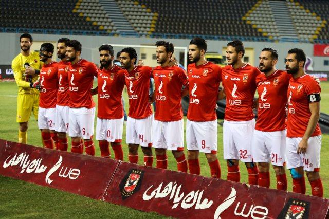 الاهلى يمنع نجم الفريق من التدريب مع اللاعبين
