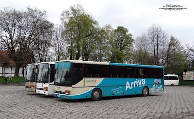 Setra S315 UL, PKS Nysa, Arriva