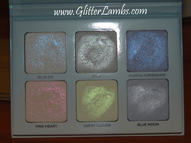 Anastasia Beverly Hills Moonchild Glow Kit Review And Swatches By Glitter Lambs Metallic Powder Highlighters For Intense Luminosity