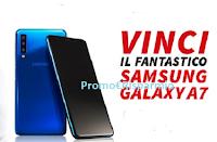 Logo Concorso ''Papà tu sei per me...'' :vinci gratis 3 Smartphone Samsung Galaxy A7 e 17 Gillette Fusion Starter Pack Manual 3UP
