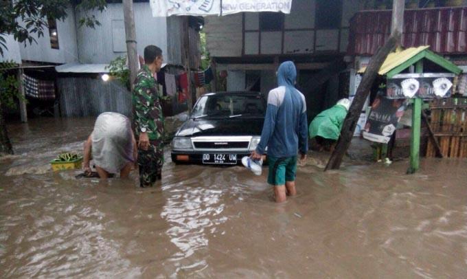 Ratusan Rumah dan Sawah di Soppeng Terendam Banjir