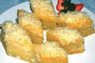 Resep wingko singkong keju | menu masakan indonesia