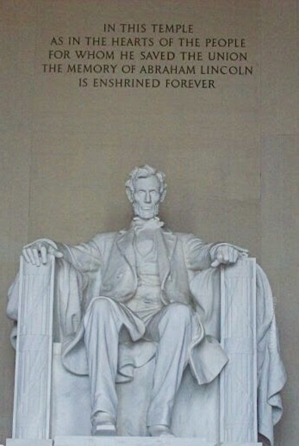 Lincoln Memorial - Circa 2009 - Tori's Pretty Things Blog