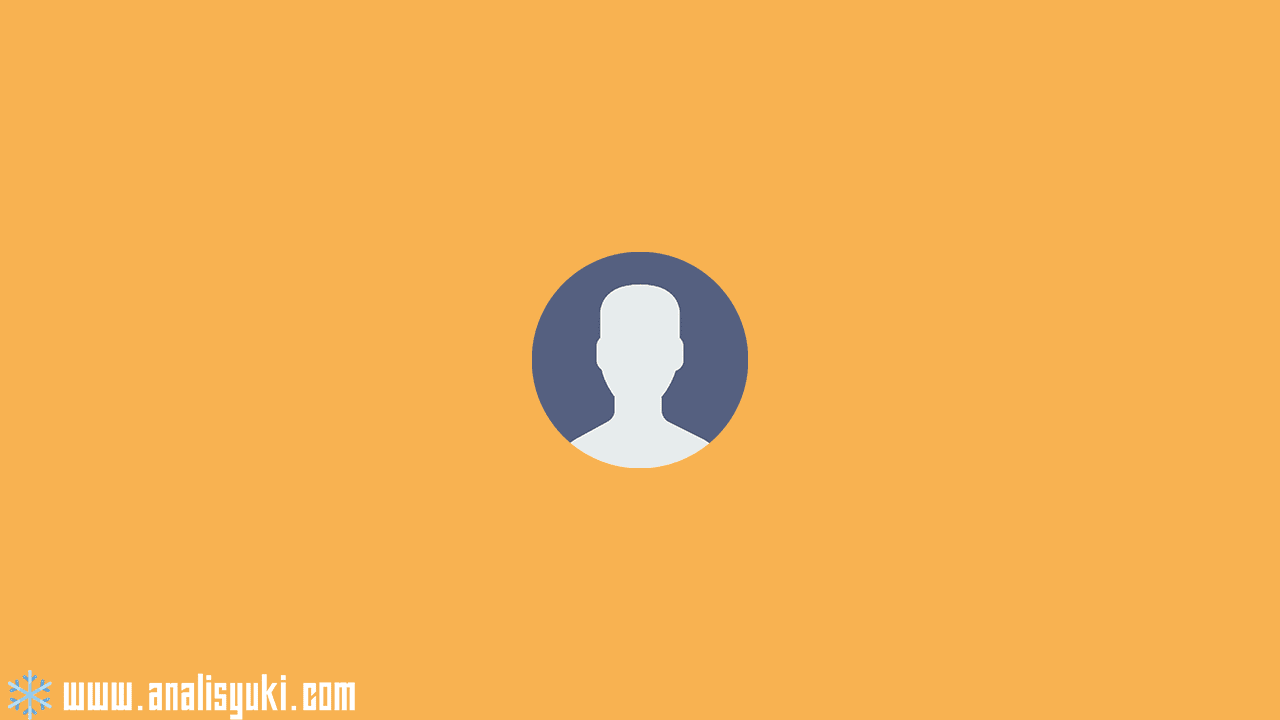 Cara Mengganti Foto Profil Penulis (Admin) di Blogger