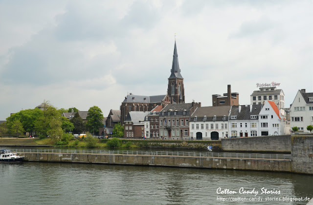 Maaspromenade in Maastricht