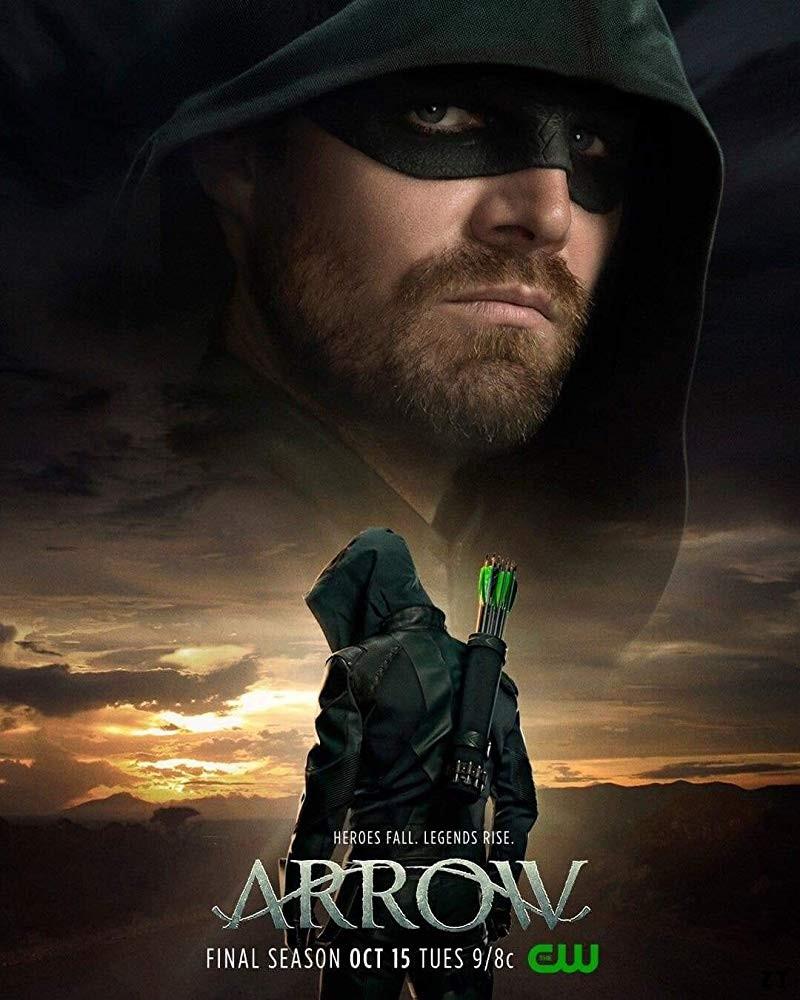 Arrow – Saison 8 [Complete] [Streaming] [Telecharger]