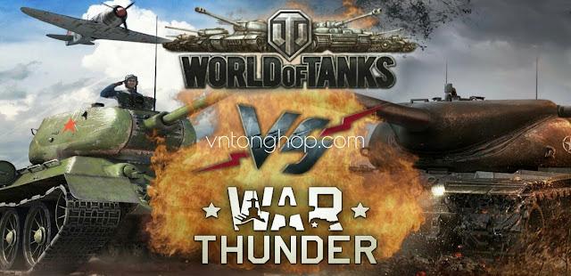 game online như WOT hay WOWS,Warthunder