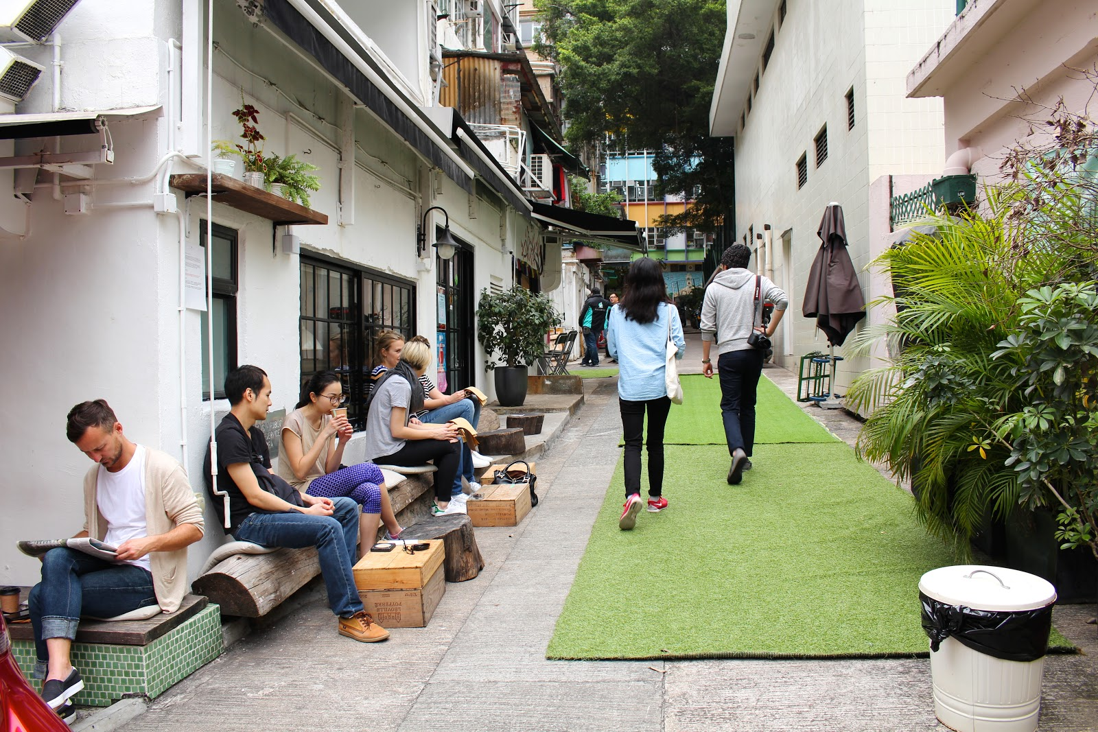 Teakha Hong Kong hotspot