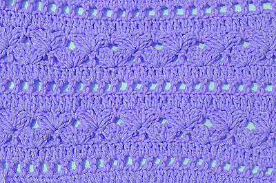 2 - Crochet Imagen Puntada a crochet muy fácil y sencilla por Majovel Crochet