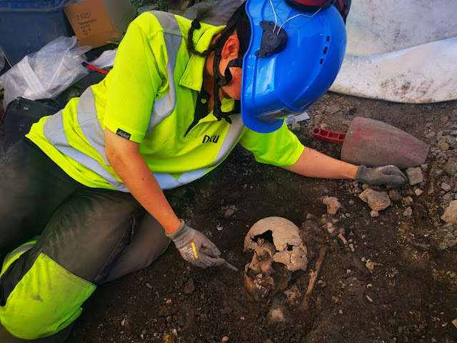 Mass grave mystery in Oslo