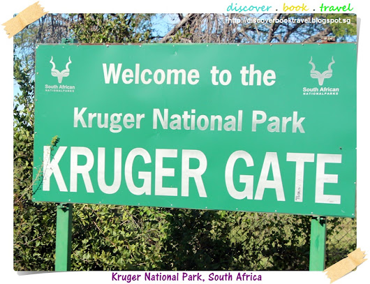 Kruger National Park Safari Day 1